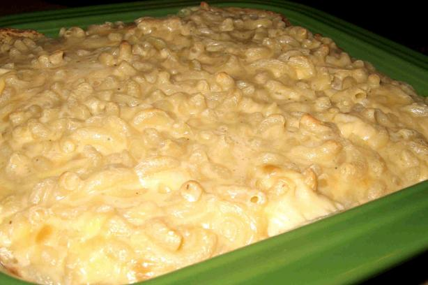 Country Style Macaroni and Cheese