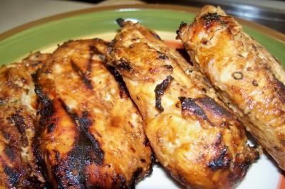 Quick Tasty Chicken