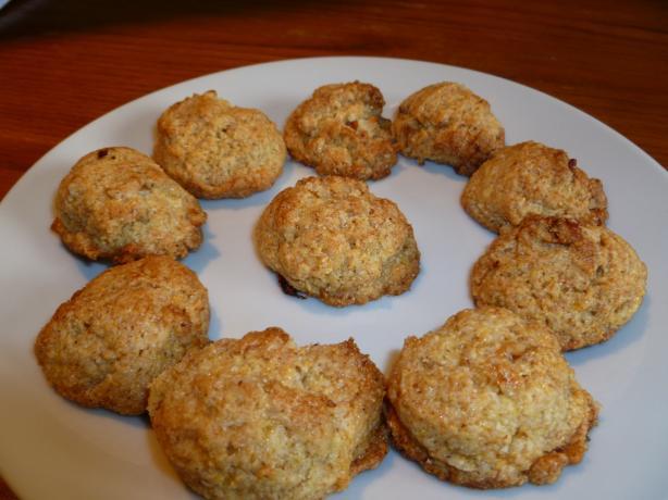 Corn Pone Cookies