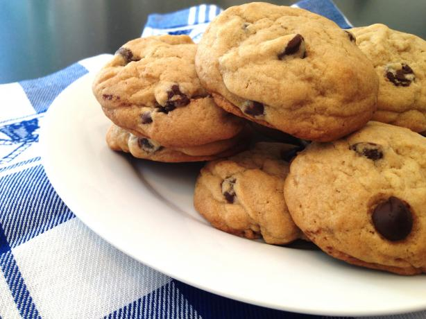 Slice & Bake Chocolate Chip Cookies