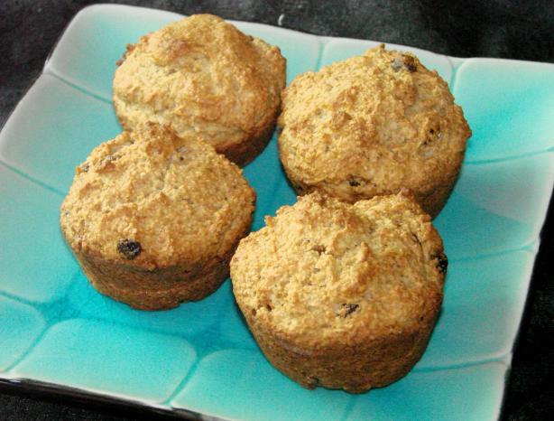 Raisin or Date Bran Muffins