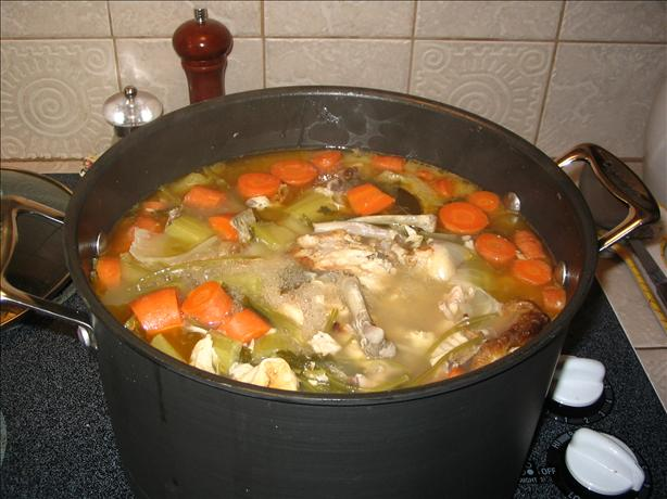 Best Chicken Stock
