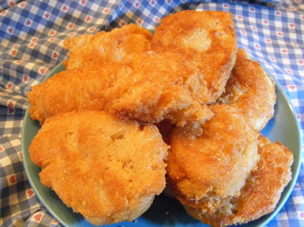 Fried Cornbread (Southern Style)