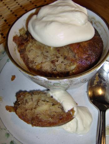 Old Cape Brandy Pudding