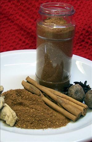 Baking Spice Blend Mix