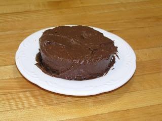 Easy Bake Oven Individual Chocolate Cake
