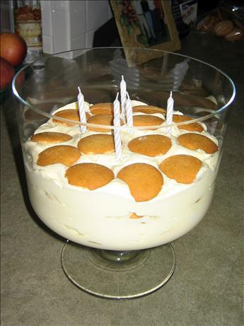 Sue's Quick N Easy Banana Pudding