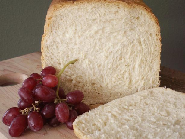 Portuguese Sweet Bread for the Bread Machine