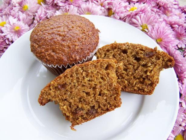 Nannie's Six Week Bran Muffins