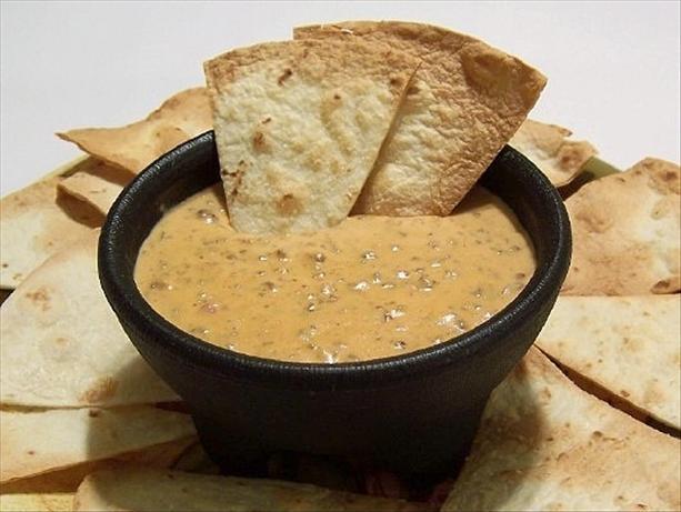 Chili Con Queso Dip (Or Enchilada Sauce)