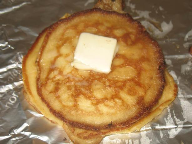 Traditional Swedish Pancakes