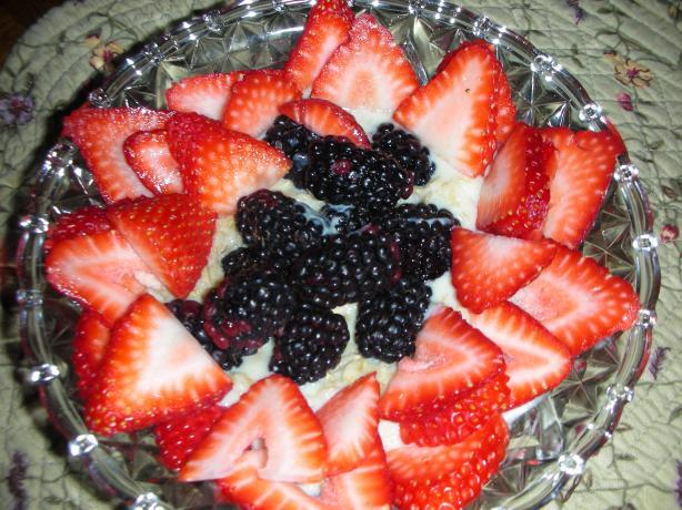 Creamy Berry Oatmeal