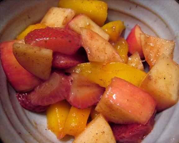 Chinese Spiced Fruit Salad