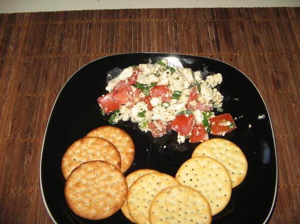 Tomato & Feta Dip