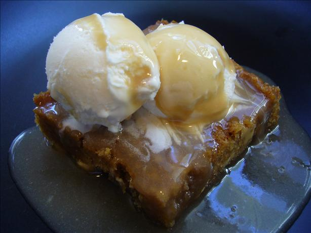 Maple Butter Blondie Dessert (Like Applebee's)