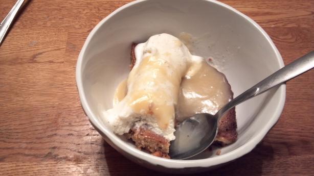 Applebee's Maple Butter Blondie