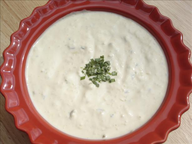 Easy, Real Tartar Sauce