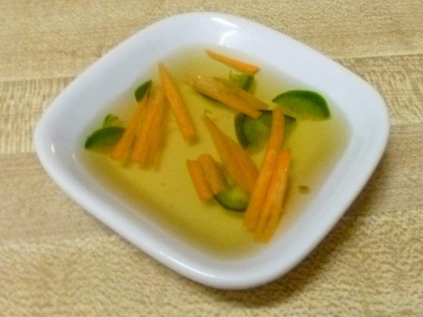 Nouc Mam Cham (Vietnamese Dipping Sauce)
