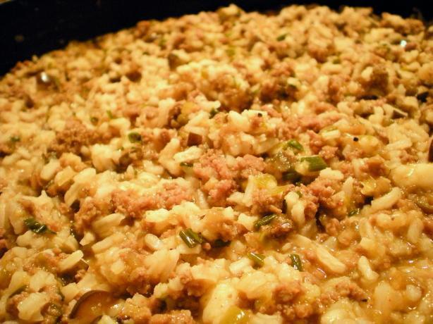 Cajun Rice Casserole