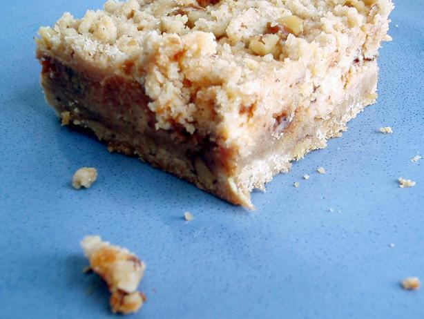 Butter Crunch Cheesecake Bars