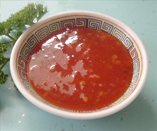 Thai Sweet Chili Dipping Sauce