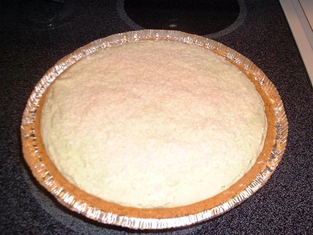 Cheryl's Healthier Coconut-Pistachio Pudding Pie