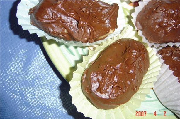Linda's Peanut Butter Easter Eggs