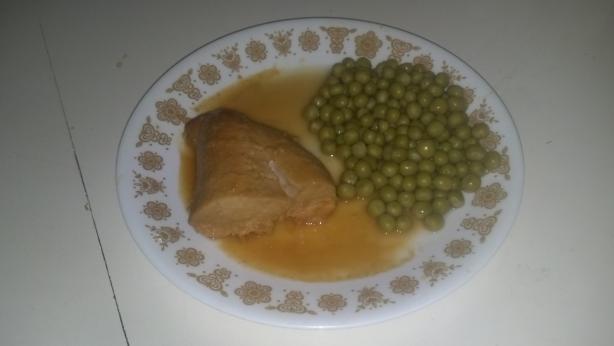 Honey Mustard Chicken Breast