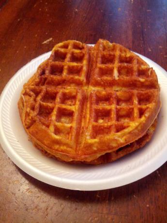 Ultra Crispy Waffles