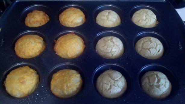 Yeast Free Bread Rolls