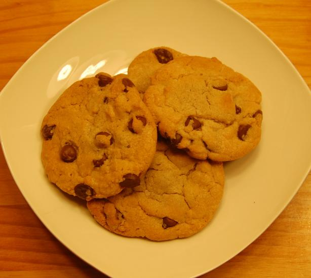 Chocolate Chip Cookies - Better Than Nestle's Premade Dough