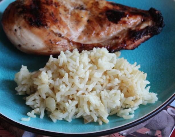 Oven Baked White Rice, Perfect Every Time!