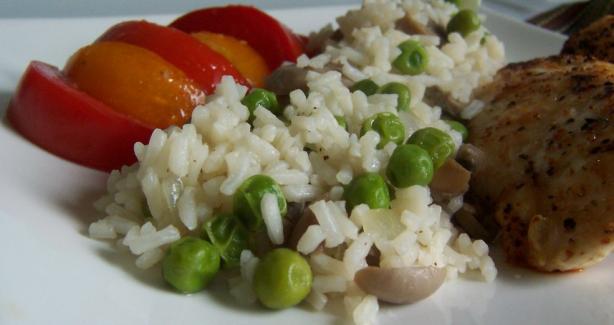 Savory Rice Pilaf