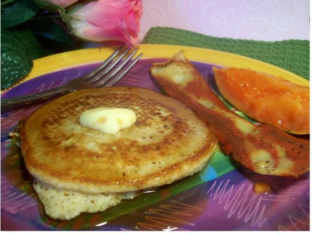 Bandscakes (Dad's Famous Pancakes!)