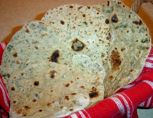 Chapati (Indian Flat Bread)