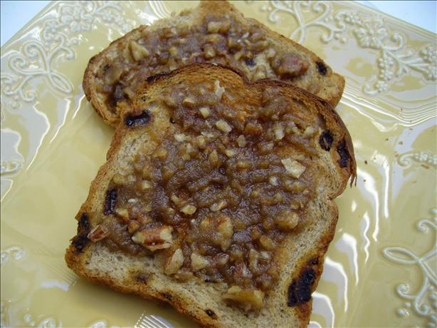 Quick and Easy Praline Toast