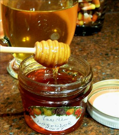 Lavender Honey Infused With Vanilla
