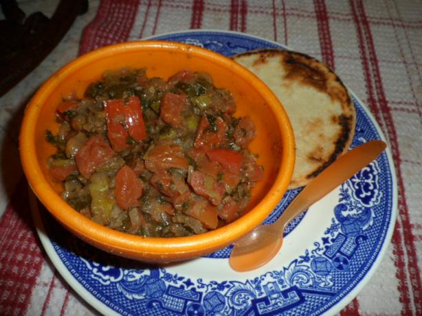 Tomatoes and Onions - Colombian Hogao
