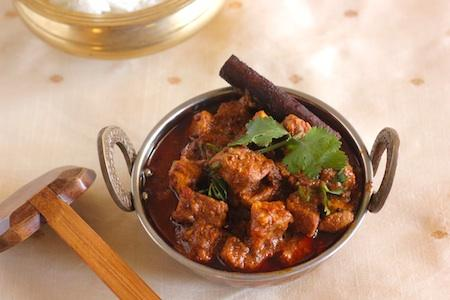 Pork Vindaloo