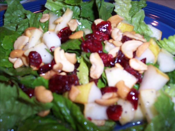 Fruited Salad W/Poppy Seed Dressing