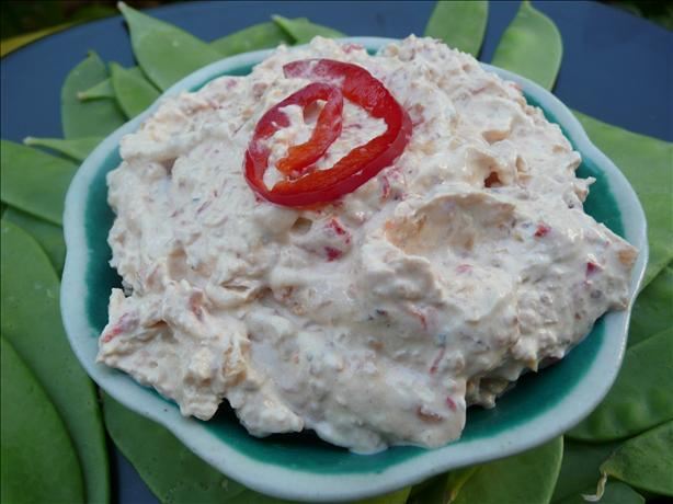 Smokey Red Capscium (Pepper) Dip