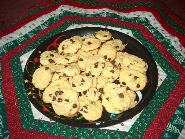 Oatmeal Raisin Cake Mix Cookies