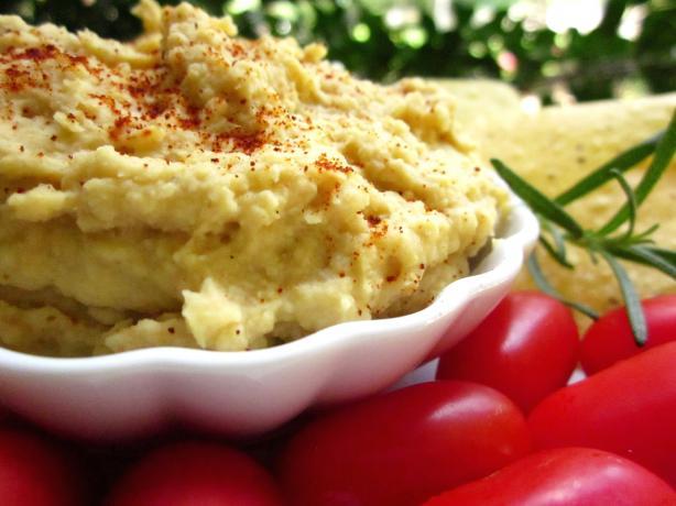 Classic Hummus My Way