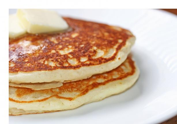 Famous Buttermilk Pancakes