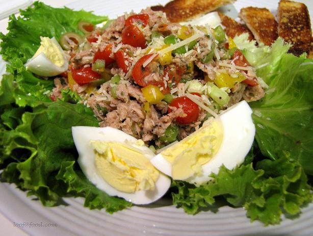 Condiglione (Italian Tuna Salad)