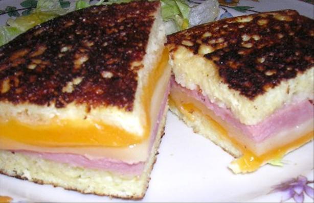 Wisconsin Monte Cristo Sandwich