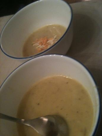 Leek & Potato Vichyssoise (Soup)