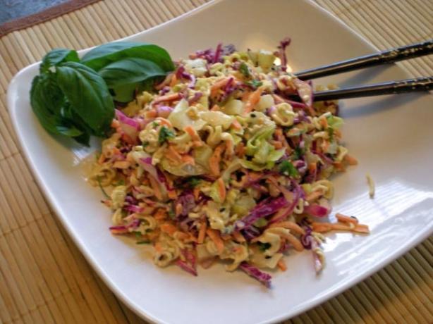 Asian Vinaigrette Salad Dressing
