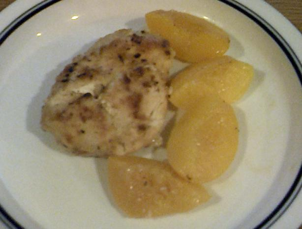 Peachy Baked Chicken
