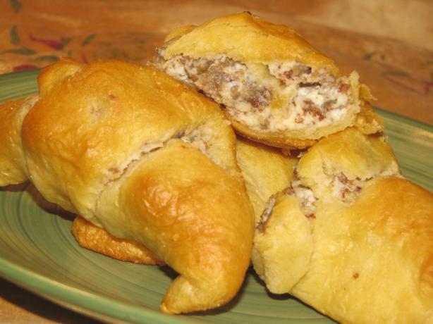 Sausage Breakfast Rolls